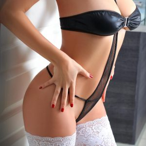 Nina douce et sensuelle